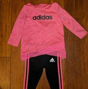 Adidas outfit for baby